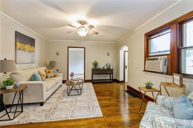 2712 Morton Avenue, Des Moines, IA 50317 (MLS #638134) :: Pennie Carroll & Associates