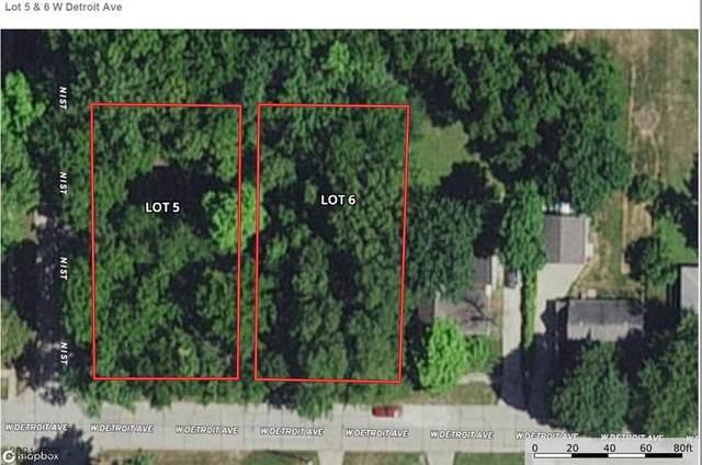 Lot 5 W Detroit Avenue, Indianola, IA 50125 (MLS #639351) :: Pennie Carroll & Associates