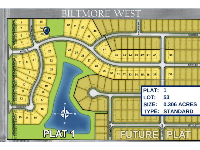 Lot 53 Biltmore West Street, Urbandale, IA 50323 (MLS #640023) :: Better Homes and Gardens Real Estate Innovations