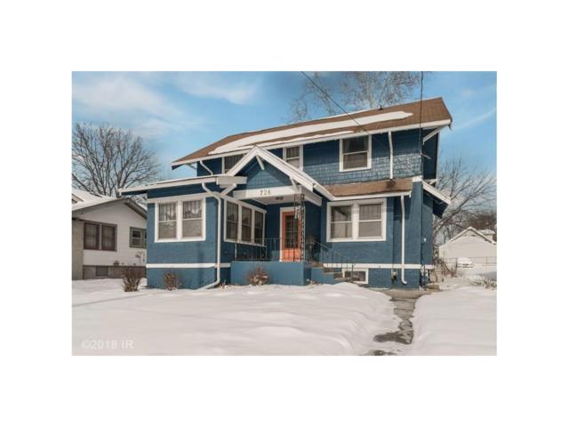 726 Guthrie Avenue, Des Moines, IA 50316 (MLS #555055) :: Moulton & Associates Realtors