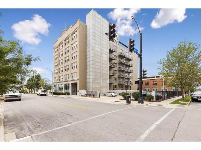112 11th Street #207, Des Moines, IA 50309 (MLS #598436) :: Moulton Real Estate Group