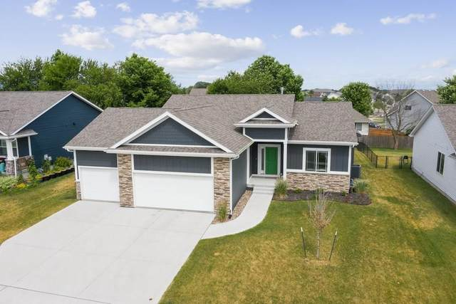 920 Wilder Boulevard, Ames, IA 50014 (MLS #608480) :: Pennie Carroll & Associates