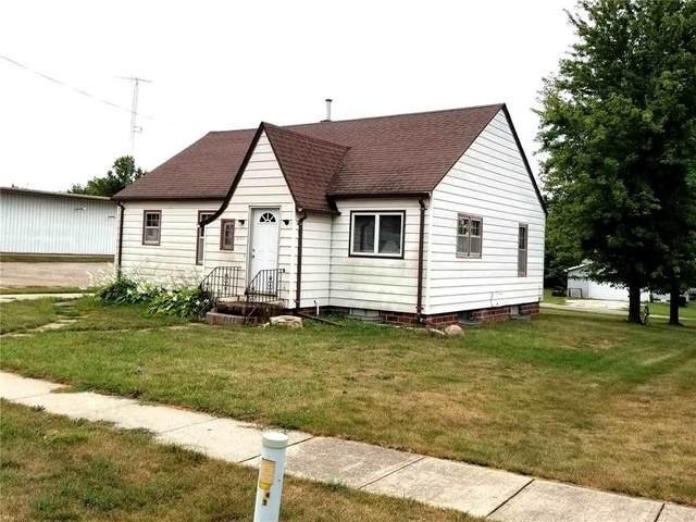 209 Washington Street, Fontanelle, IA 50846 (MLS #616096) :: Moulton Real Estate Group