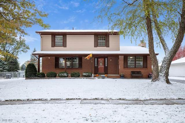 4815 Twana Drive, Des Moines, IA 50310 (MLS #616618) :: Better Homes and Gardens Real Estate Innovations