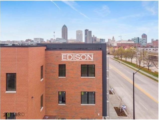 450 SW 7th Street #203, Des Moines, IA 50309 (MLS #627133) :: EXIT Realty Capital City