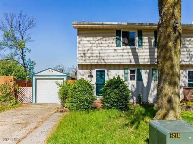5218 SE 7th Street, Des Moines, IA 50315 (MLS #629576) :: EXIT Realty Capital City