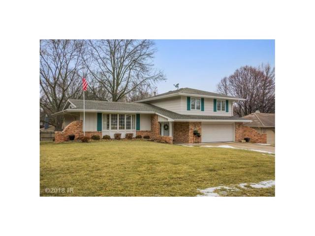 3814 SW 29th Street, Des Moines, IA 50321 (MLS #555176) :: Moulton & Associates Realtors