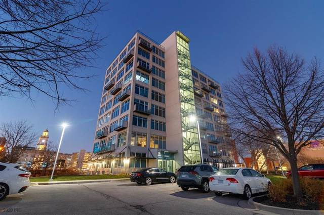 120 SW 5th Street #603, Des Moines, IA 50309 (MLS #618167) :: Pennie Carroll & Associates