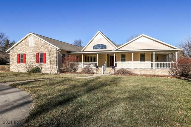 600 W 7th Street, Lamoni, IA 50140 (MLS #574528) :: Better Homes and Gardens Real Estate Innovations