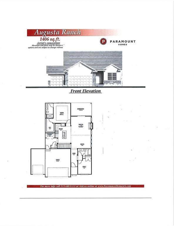 105 NE 22nd Circle, Grimes, IA 50111 (MLS #560964) :: Moulton & Associates Realtors