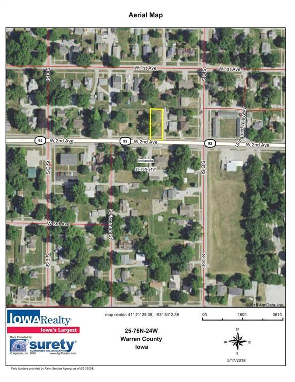 506 W 2nd Avenue, Indianola, IA 50125 (MLS #561281) :: Better Homes and Gardens Real Estate Innovations