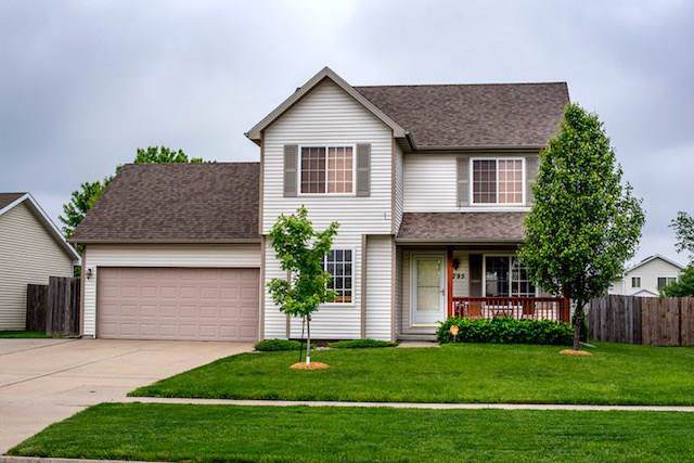 795 SE Olson Drive, Waukee, IA 50263 (MLS #561497) :: Better Homes and Gardens Real Estate Innovations