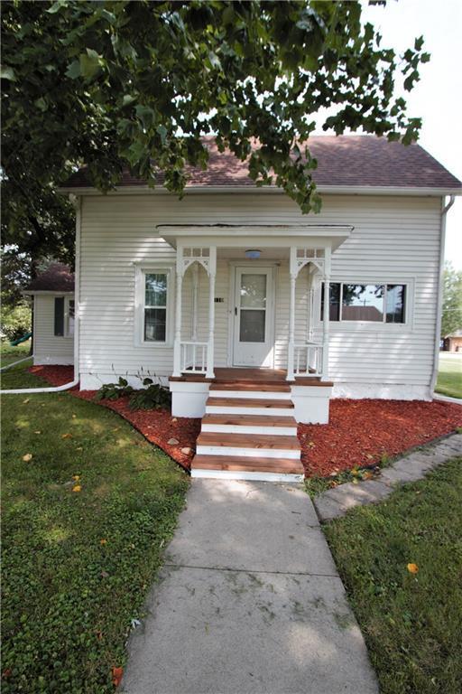 110 S 3rd Avenue, Huxley, IA 50124 (MLS #568061) :: Pennie Carroll & Associates