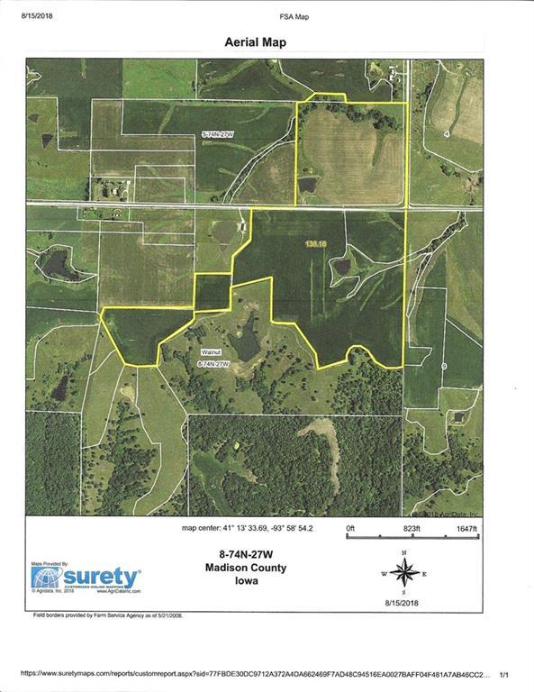 parcel 290th Street, Winterset, IA 50273 (MLS #568280) :: Moulton & Associates Realtors