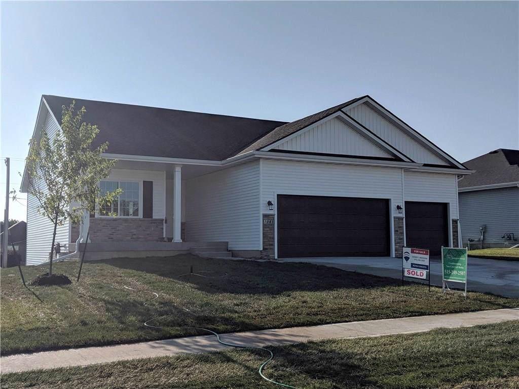 1041 Lost Lake Drive, Polk City, IA 50226 (MLS #570896) :: Colin Panzi Real Estate Team