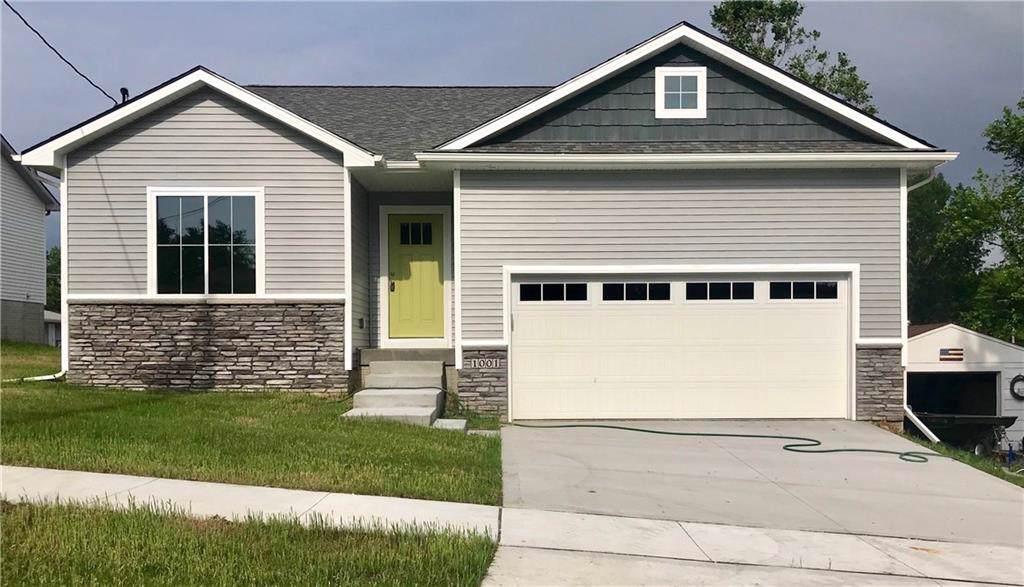 1001 N Harlan Street, Knoxville, IA 50138 (MLS #571310) :: Colin Panzi Real Estate Team