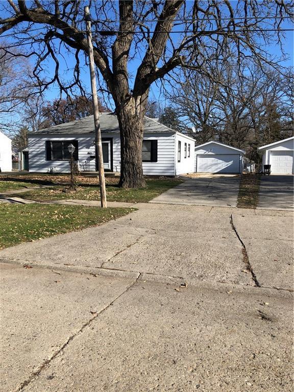 1012 W 5th Street S, Newton, IA 50208 (MLS #572710) :: EXIT Realty Capital City