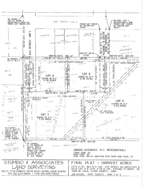 4 Harvest Acres Street, Colo, IA 50056 (MLS #574887) :: Better Homes and Gardens Real Estate Innovations