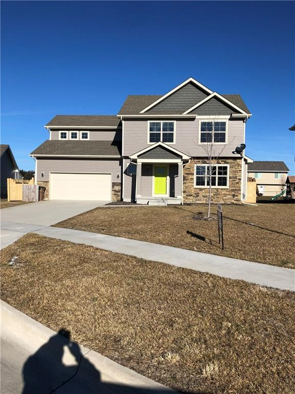 414 4th Street SE, Bondurant, IA 50035 (MLS #575241) :: Colin Panzi Real Estate Team