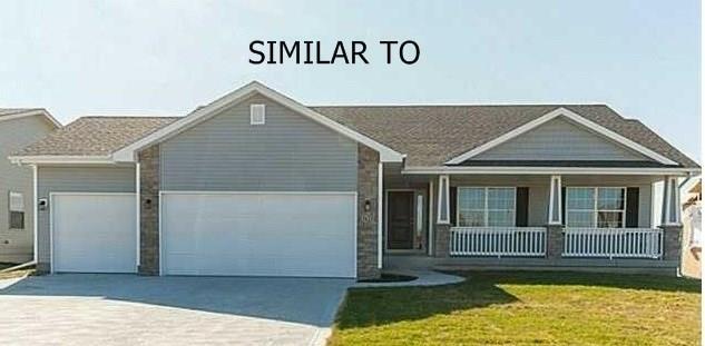 2422 Maple Street, Granger, IA 50109 (MLS #576174) :: Colin Panzi Real Estate Team