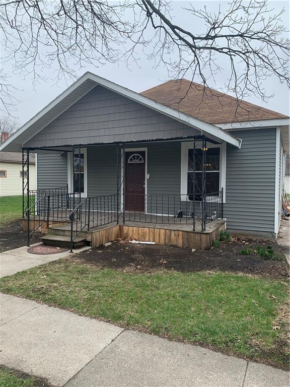 215 S Main Street, Baxter, IA 50028 (MLS #579937) :: Better Homes and Gardens Real Estate Innovations