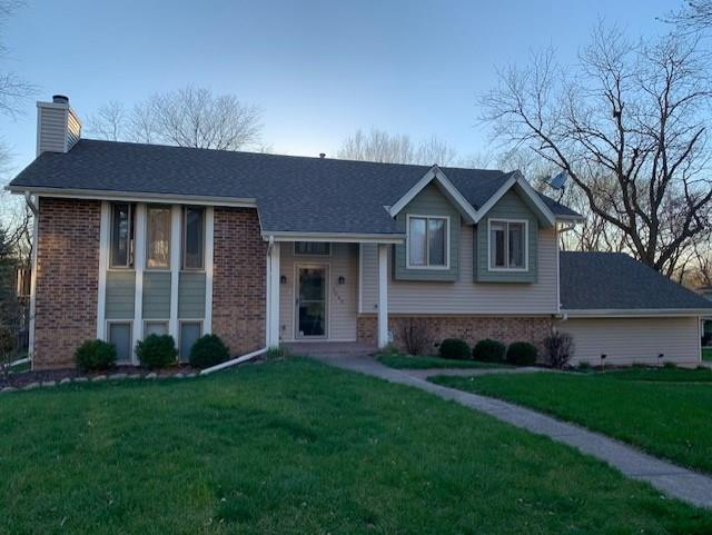 1640 104th Street, Clive, IA 50325 (MLS #580445) :: Better Homes and Gardens Real Estate Innovations