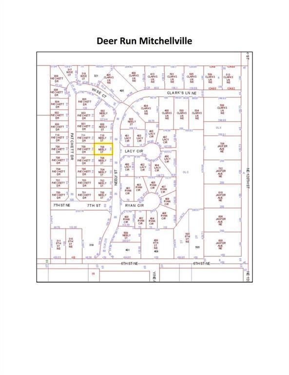 406 Ryan Circle NE, Mitchellville, IA 50169 (MLS #580695) :: Kyle Clarkson Real Estate Team