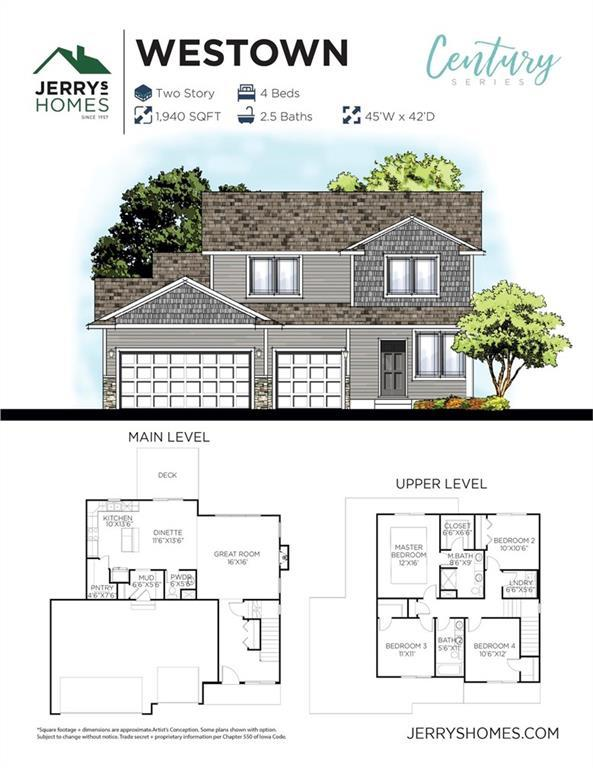 2570 SE Willowbrook Drive, Waukee, IA 50263 (MLS #582473) :: Pennie Carroll & Associates