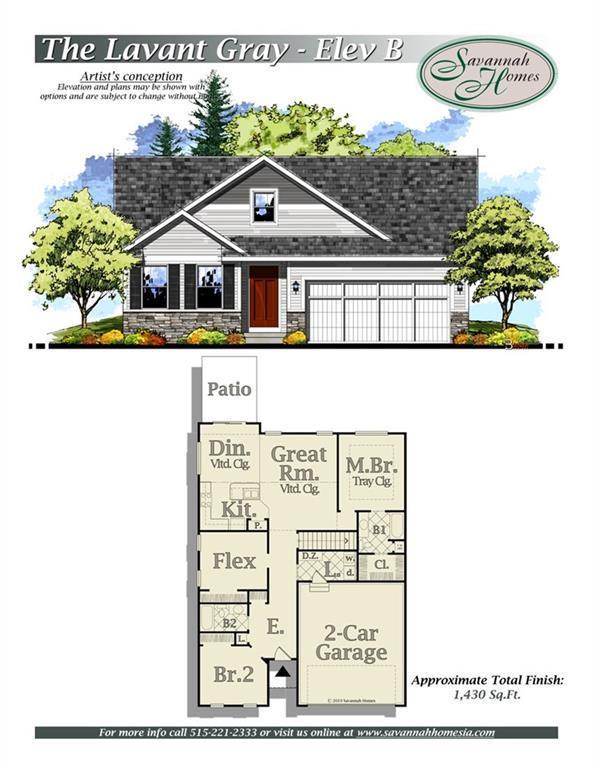 1612 NE 2nd Street, Stuart, IA 50250 (MLS #583336) :: Kyle Clarkson Real Estate Team