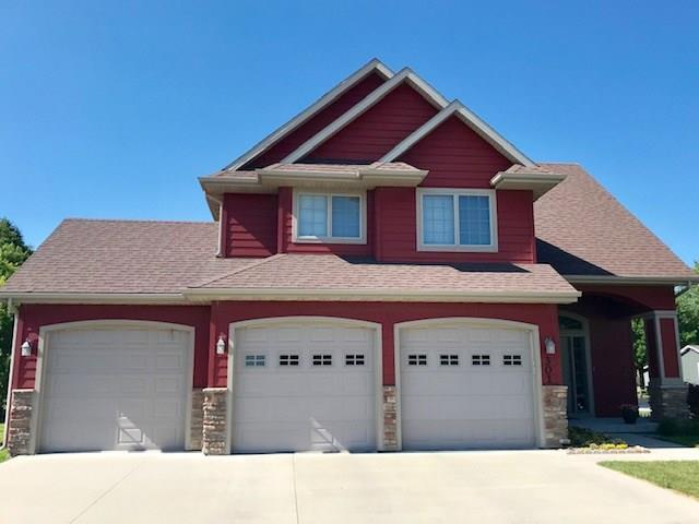301 Prairie View Drive, Gilbert, IA 50105 (MLS #584866) :: Kyle Clarkson Real Estate Team