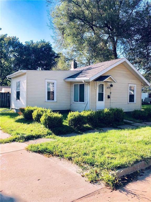 608 E 24th Street, Des Moines, IA 50317 (MLS #591327) :: Moulton Real Estate Group
