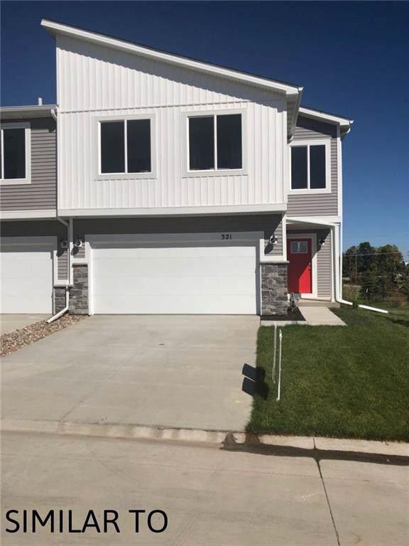 321 NE Quail Drive, Waukee, IA 50263 (MLS #591500) :: Moulton Real Estate Group