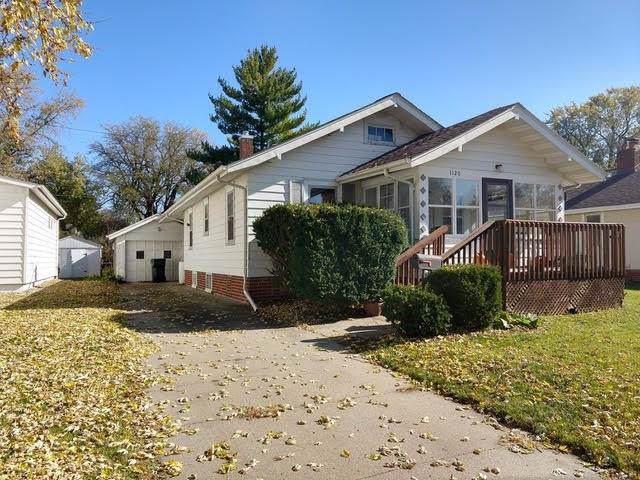 1120 Curtiss Avenue, Ames, IA 50010 (MLS #595197) :: Pennie Carroll & Associates