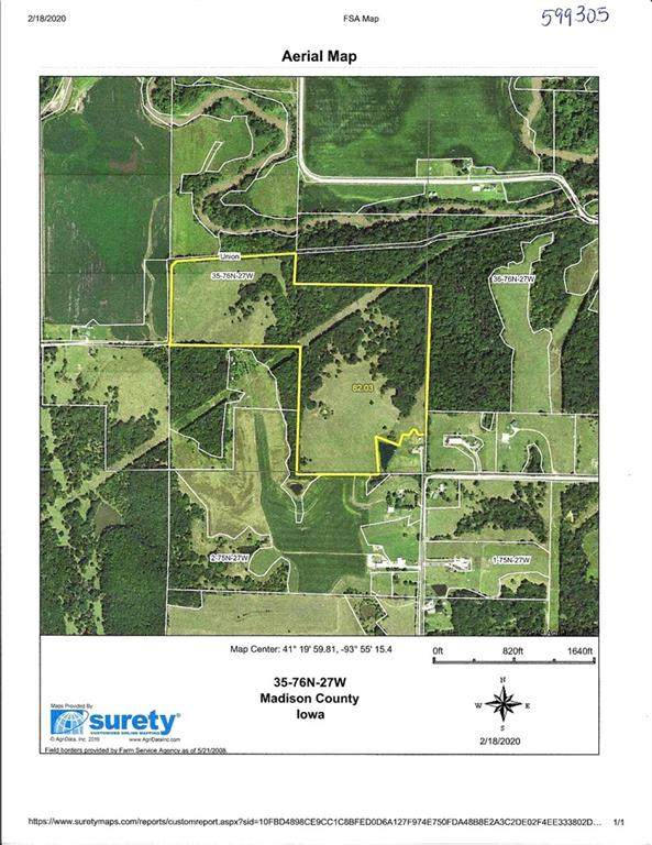 Parcel 220th Street, Winterset, IA 50273 (MLS #599305) :: Better Homes and Gardens Real Estate Innovations