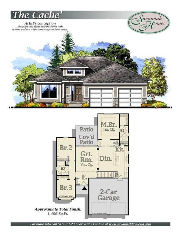 1515 NE 2nd Street, Stuart, IA 50250 (MLS #600504) :: EXIT Realty Capital City