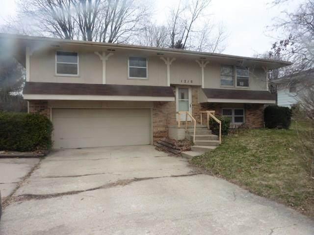 1210 E Euclid Avenue, Indianola, IA 50125 (MLS #601777) :: Moulton Real Estate Group