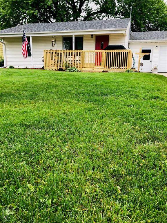 605 E 25th Street S, Newton, IA 50208 (MLS #605846) :: Better Homes and Gardens Real Estate Innovations