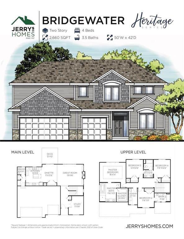 435 SE Esker Ridge Drive, Waukee, IA 50263 (MLS #606187) :: Moulton Real Estate Group