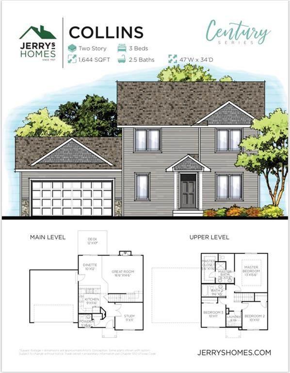 345 SE Esker Ridge Drive, Waukee, IA 50263 (MLS #606188) :: Moulton Real Estate Group
