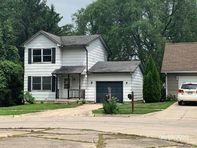 1224 S 9th Avenue E, Newton, IA 50208 (MLS #609289) :: Moulton Real Estate Group