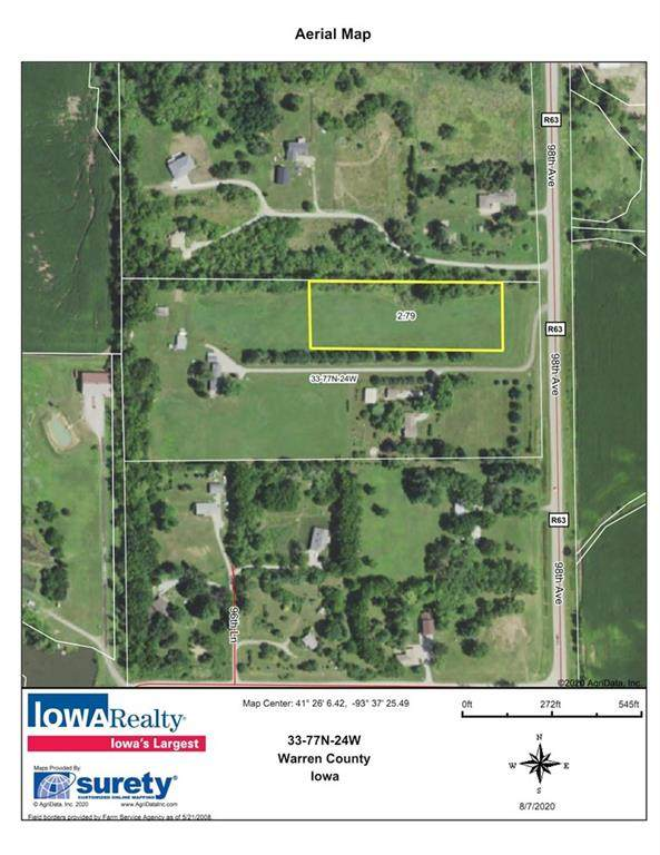 Parcel Q R63 Highway, Indianola, IA 50125 (MLS #611661) :: EXIT Realty Capital City