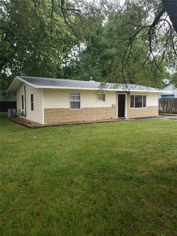 713 W Larson Street, Knoxville, IA 50138 (MLS #613811) :: Better Homes and Gardens Real Estate Innovations