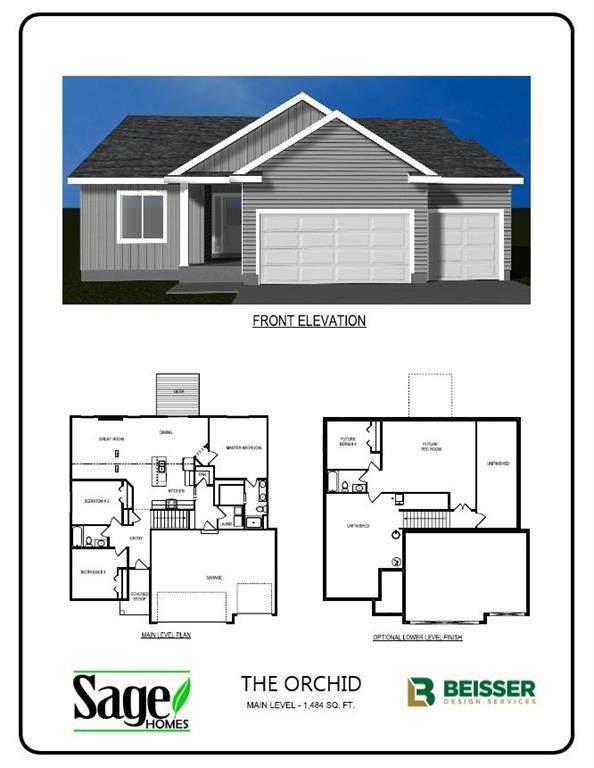516 Prairie View Drive, Huxley, IA 50124 (MLS #613843) :: Pennie Carroll & Associates