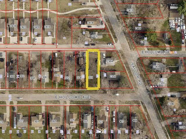 318 E Holcomb Avenue, Des Moines, IA 50313 (MLS #614990) :: EXIT Realty Capital City