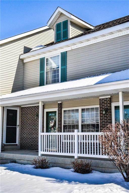 286 NW Georgetown Boulevard, Ankeny, IA 50023 (MLS #622885) :: Pennie Carroll & Associates