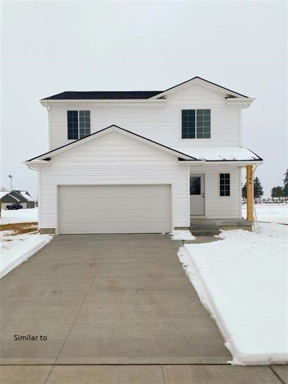 601 Prairie View Drive, Huxley, IA 50124 (MLS #626715) :: EXIT Realty Capital City