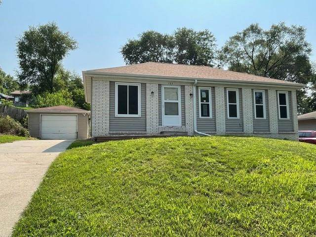 125 E 35th Court, Des Moines, IA 50317 (MLS #637905) :: EXIT Realty Capital City