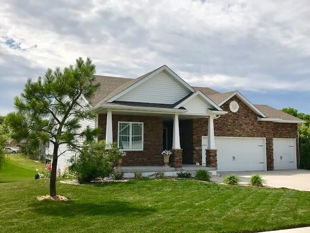 1109 Ridgewood Drive, Huxley, IA 50124 (MLS #559591) :: Better Homes and Gardens Real Estate Innovations