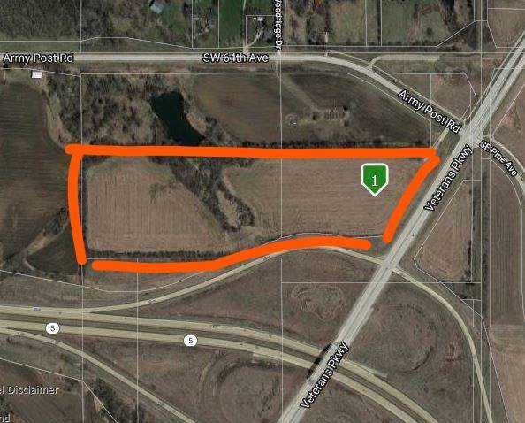 100 Veterans Parkway, West Des Moines, IA 50265 (MLS #597993) :: Moulton Real Estate Group