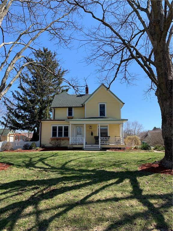 1001 N 4th Avenue, Winterset, IA 50273 (MLS #601999) :: Better Homes and Gardens Real Estate Innovations
